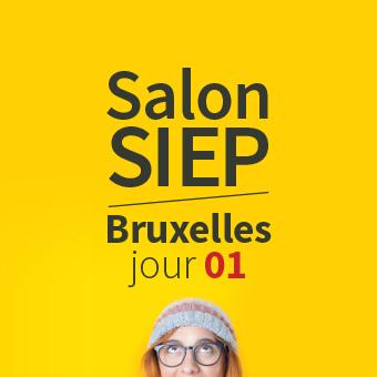 Salon SIEP Bruxelles 26/11