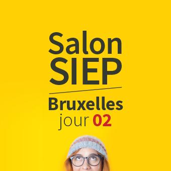 Salon SIEP Bruxelles 27/11